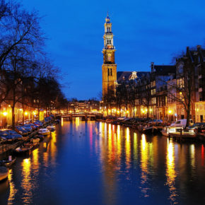 New Year's Eve: 2 days Amsterdam with great 4* Steigenberger Hotel only 521kr