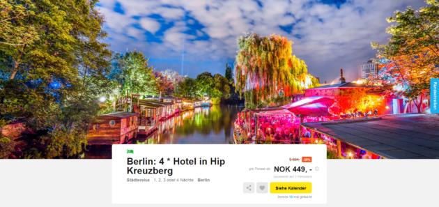 Berlin Citybreak