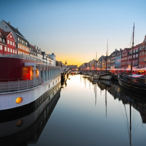 New Year's Cruise: 3 days from Copenhagen to Oslo with breakfast, dinner, drinks & New Year's Party only 2.512kr