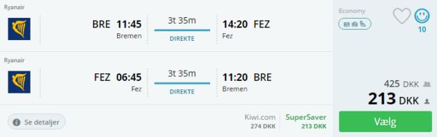 Morocco Flights