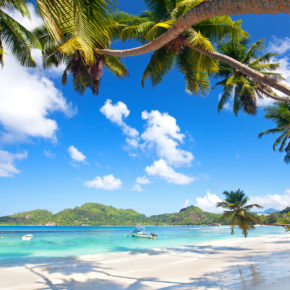 Seychelles:  Roundtrip flights to Mahé with Air France including lugagge only 3795 kr
