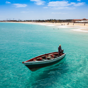 Lastminute: Super cheap flights to Cape Verde for only 988kr