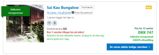 Sai Kau Bungalow