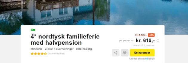 3 days Rheinsberg