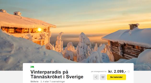 4 days Sweden