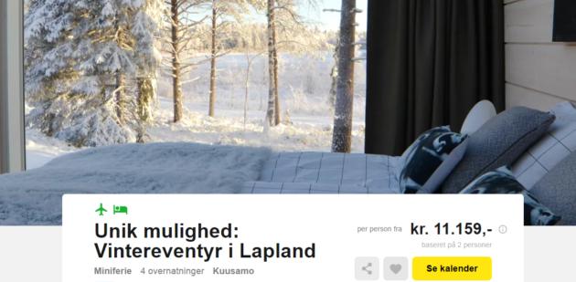 5 days Finland