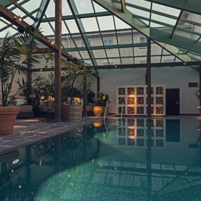 Luxurious Spa: 2 days in Sweden at great 4* hotel with breakfast from 359 kr
