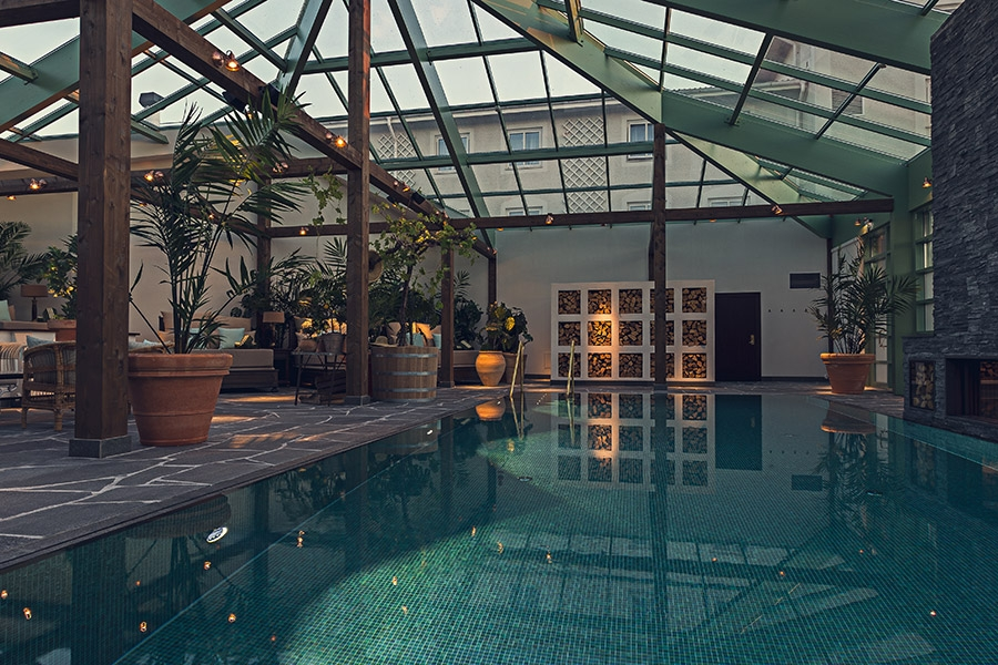 Luxurious Spa 2 Days In Sweden At Great 4 Hotel With
