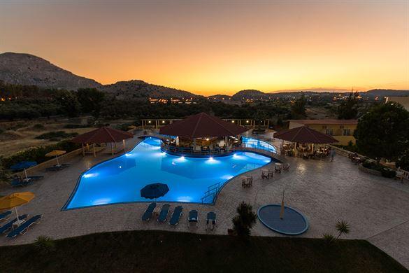 Hotel Fantasy Pool