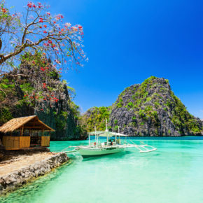 Philippines: Roundtrip flights to Manila with luggage only 2765 kr