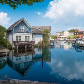 Wellness trip to Germany: 3 days in Rheinsberg with 4* hotel & half board only 729 kr