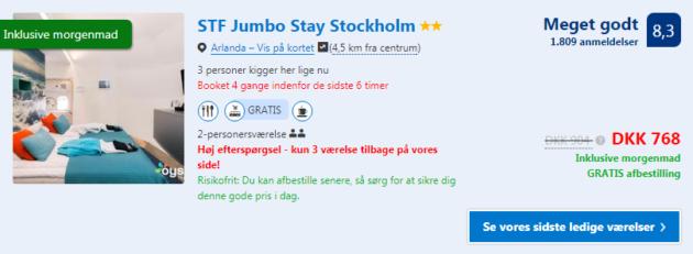 2 Tage Stockholm