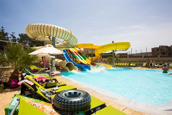 Gouves Waterpark Slides 3