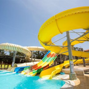Gouves Waterpark Slides 2