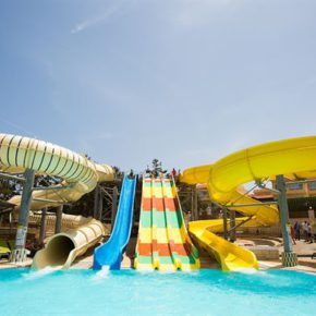 Gouves Waterpark Slides