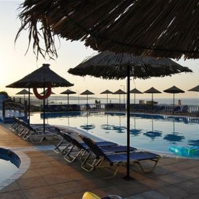 Early booker Greece: 7 days Crete at 4* hotel with all inclusive, flight & transfer only 3080 kr