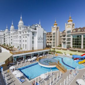 Turkey: 7 days at great 5* hotel with all inclusive, flights & transfer only 3339 kr
