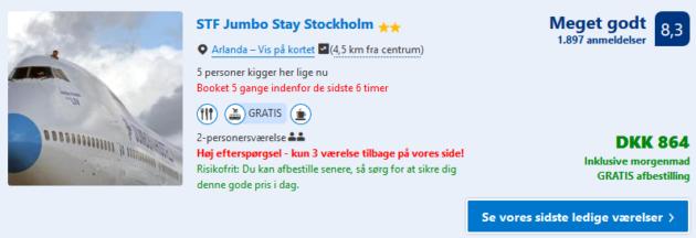 2 days Stockholm