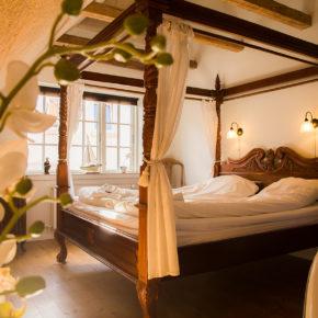 Hotel Postgarden Bed