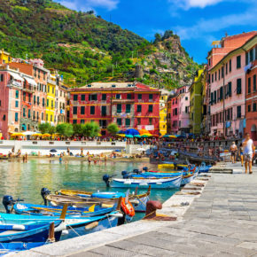 Bella Italia: 8 days Cinque Terre at apartment with sea view & flight only 937 kr