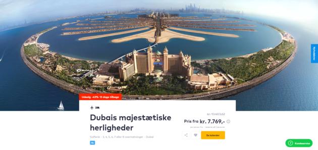 4 days Dubai