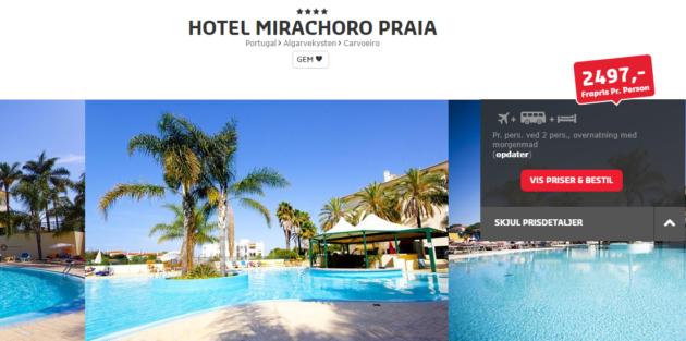 7 days Algarve