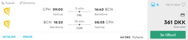 3 days Barcelona