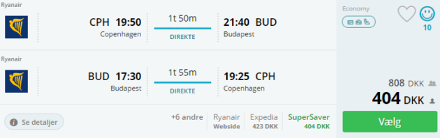 3 days Budapest