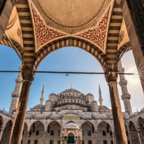 City trip Istanbul: 3 days at 4* hotel with breakfast & flights only 1347 kr