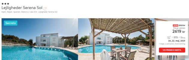 7 days Mallorca