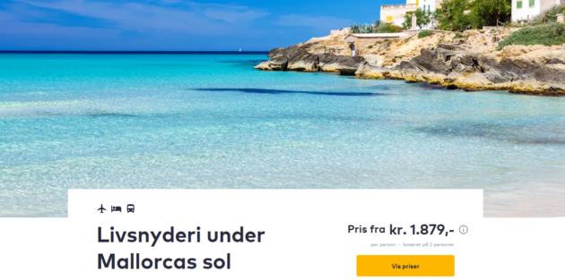 6 days Majorca