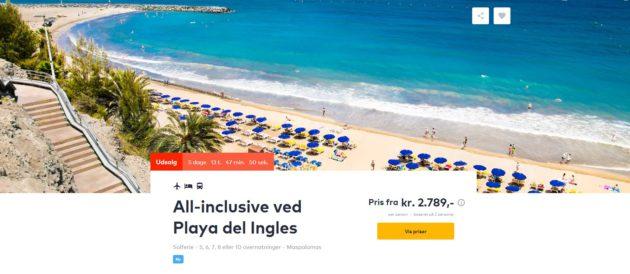 Gran Canaria Deal