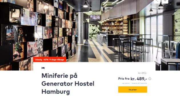 3 days Hamburg