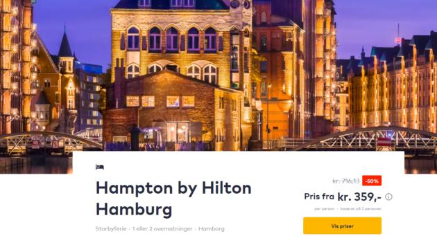 2 Tage Hamburg