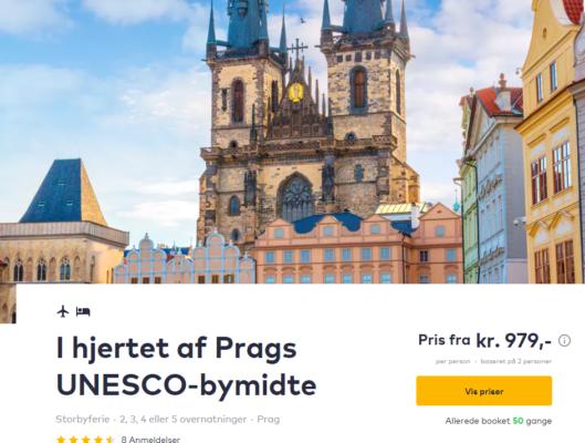 3 days Prague
