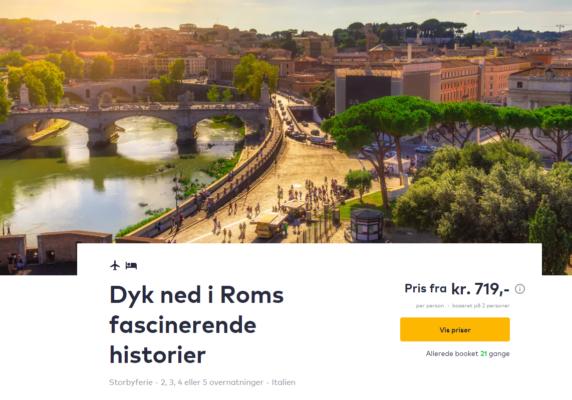 3 Tage Rom