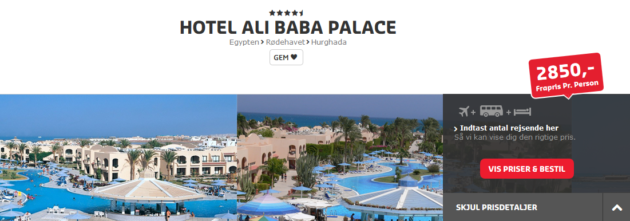 7 days Hurghada