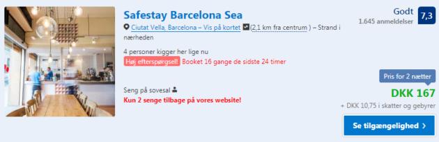 3 Tage Barca