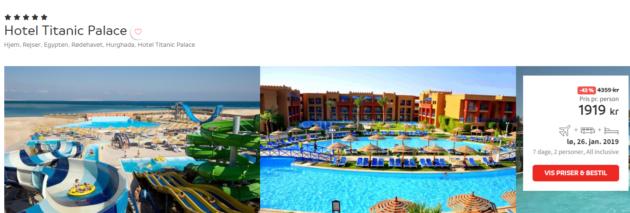 7 days Egypt