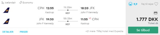 NY Flight