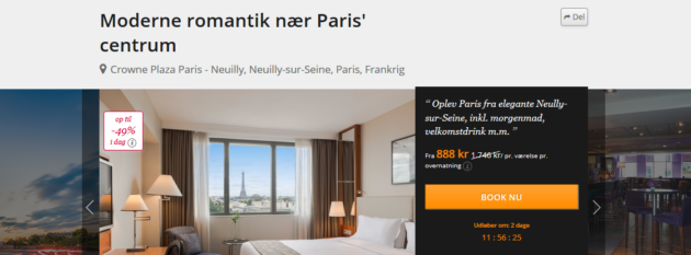 3 days Paris