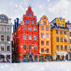 Short trip to Sweden: 3 days in Stockholm at amazing 4* hotel with breakfast only 634kr