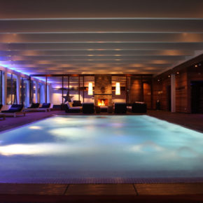 Wellness trip to Sweden: 2 days at 4* Yacht Club Hotel with half board from 719kr